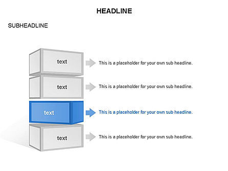 Platforms Layers and Rectangular Parallelepipeds, Slide 32, 03291, Stage Diagrams — PoweredTemplate.com