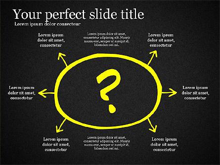 Five Ws Presentation Concept, Slide 11, 03292, Presentation Templates — PoweredTemplate.com