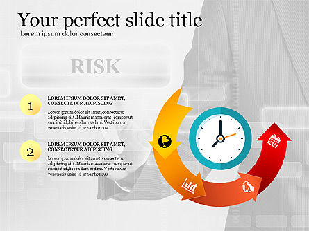 Business Presentation Concept Template, Slide 10, 03293, Presentation Templates — PoweredTemplate.com
