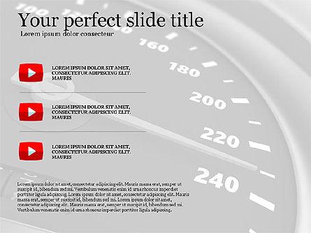 Business Presentation Concept Template, Slide 14, 03293, Presentation Templates — PoweredTemplate.com