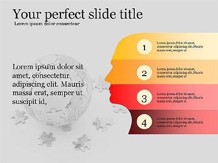 Business Presentation Concept Template, Slide 15, 03293, Presentation Templates — PoweredTemplate.com