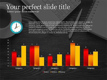 Business Presentation Concept Template, Slide 4, 03293, Presentation Templates — PoweredTemplate.com