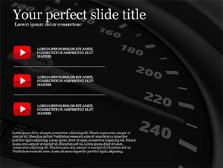 Business Presentation Concept Template, Slide 6, 03293, Presentation Templates — PoweredTemplate.com