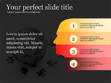 Business Presentation Concept Template, Slide 7, 03293, Presentation Templates — PoweredTemplate.com