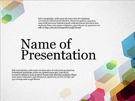 Presentation Templates: Kreative business-präsentation konzeptvorlage #03294