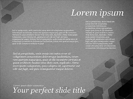 Creative Business Presentation Concept Template, Slide 11, 03294, Presentation Templates — PoweredTemplate.com