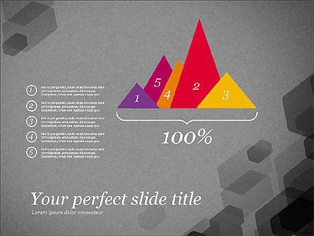 Creative Business Presentation Concept Template, Slide 12, 03294, Presentation Templates — PoweredTemplate.com