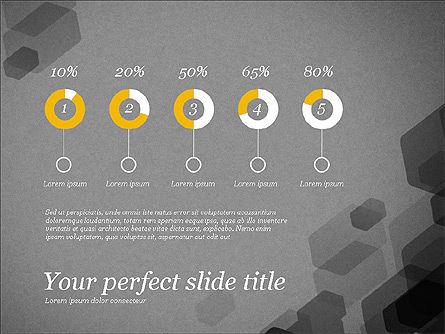 Creative Business Presentation Concept Template, Slide 13, 03294, Presentation Templates — PoweredTemplate.com