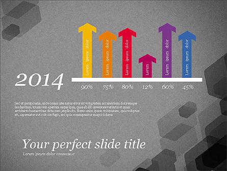 Creative Business Presentation Concept Template, Slide 14, 03294, Presentation Templates — PoweredTemplate.com