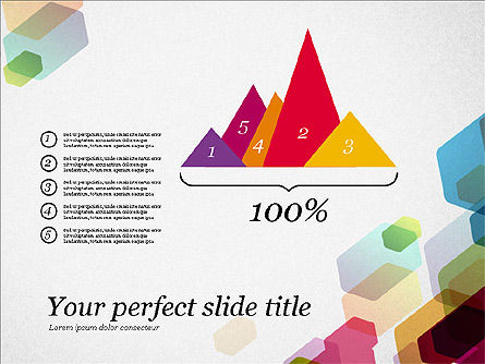 Creative Business Presentation Concept Template, Slide 4, 03294, Presentation Templates — PoweredTemplate.com