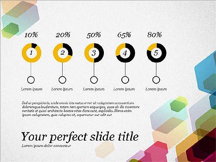 Creative Business Presentation Concept Template, Slide 5, 03294, Presentation Templates — PoweredTemplate.com