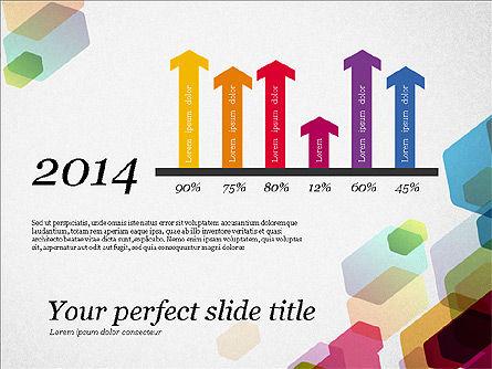 Creative Business Presentation Concept Template, Slide 6, 03294, Presentation Templates — PoweredTemplate.com