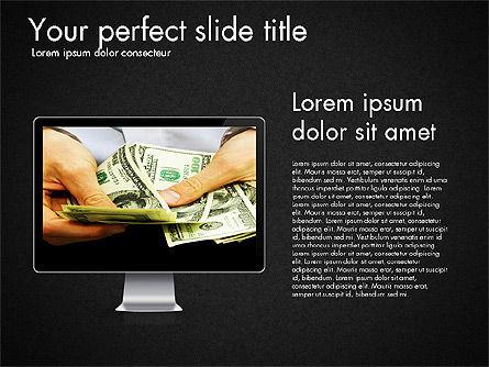Strengths Weaknesses Opportunities and Threats Presentation, Slide 12, 03295, Business Models — PoweredTemplate.com