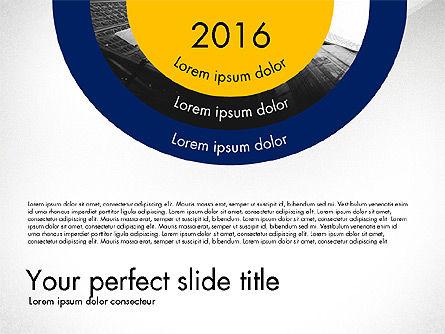 Company Profile Presentation in Flat Design Style, Slide 3, 03296, Presentation Templates — PoweredTemplate.com