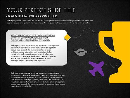 Creative Approach Presentation Concept, Slide 10, 03297, Presentation Templates — PoweredTemplate.com