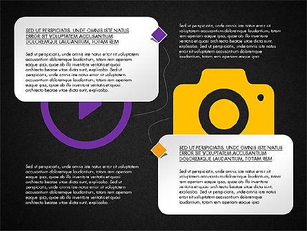 Creative Approach Presentation Concept, Slide 11, 03297, Presentation Templates — PoweredTemplate.com