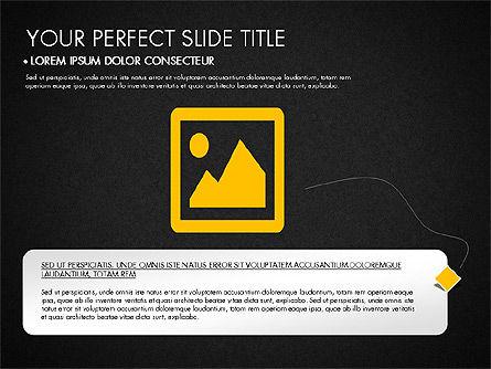 Creative Approach Presentation Concept, Slide 12, 03297, Presentation Templates — PoweredTemplate.com
