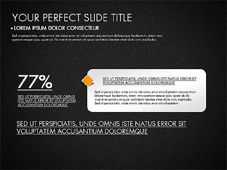 Creative Approach Presentation Concept, Slide 14, 03297, Presentation Templates — PoweredTemplate.com