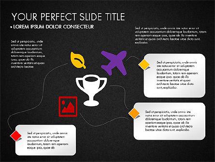 Creative Approach Presentation Concept, Slide 15, 03297, Presentation Templates — PoweredTemplate.com