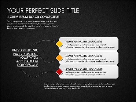 Creative Approach Presentation Concept, Slide 16, 03297, Presentation Templates — PoweredTemplate.com