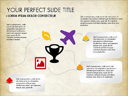 Creative Approach Presentation Concept, Slide 7, 03297, Presentation Templates — PoweredTemplate.com