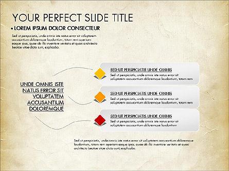Creative Approach Presentation Concept, Slide 8, 03297, Presentation Templates — PoweredTemplate.com