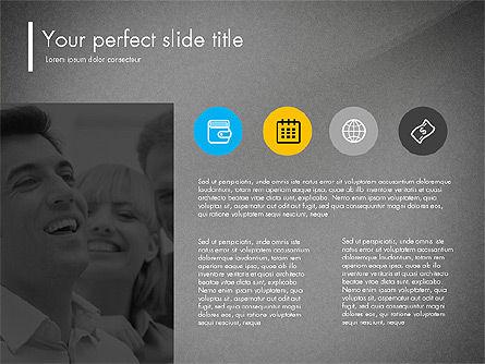 Team Presentation Template Concept, Slide 10, 03298, Presentation Templates — PoweredTemplate.com