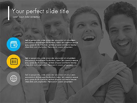 Team Presentation Template Concept, Slide 12, 03298, Presentation Templates — PoweredTemplate.com