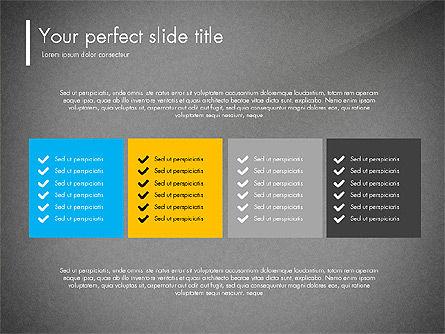 Team Presentation Template Concept, Slide 13, 03298, Presentation Templates — PoweredTemplate.com