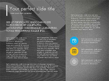 Team Presentation Template Concept, Slide 14, 03298, Presentation Templates — PoweredTemplate.com