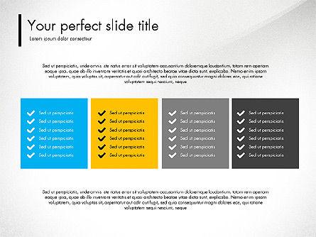 Team Presentation Template Concept, Slide 5, 03298, Presentation Templates — PoweredTemplate.com