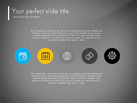 Team Presentation Template Concept, Slide 9, 03298, Presentation Templates — PoweredTemplate.com
