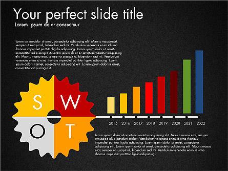 Creating Plan Presentation Template, Slide 10, 03299, Presentation Templates — PoweredTemplate.com