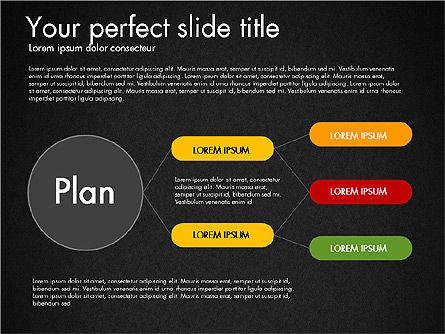 Creating Plan Presentation Template, Slide 11, 03299, Presentation Templates — PoweredTemplate.com