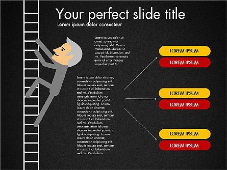 Creating Plan Presentation Template, Slide 12, 03299, Presentation Templates — PoweredTemplate.com
