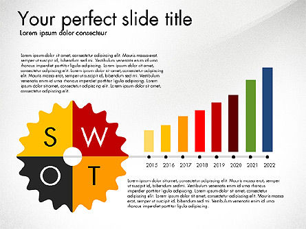 Creating Plan Presentation Template, Slide 2, 03299, Presentation Templates — PoweredTemplate.com