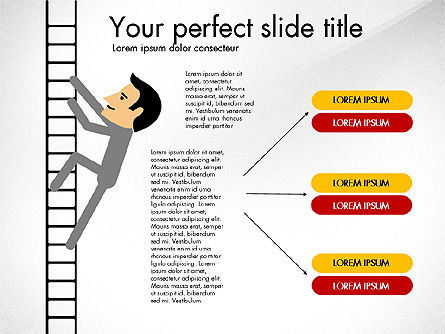 Creating Plan Presentation Template, Slide 4, 03299, Presentation Templates — PoweredTemplate.com