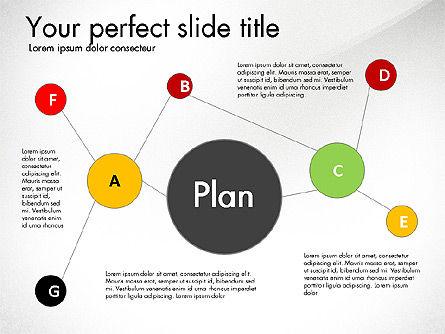Creating Plan Presentation Template, Slide 5, 03299, Presentation Templates — PoweredTemplate.com