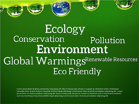 Presentation Templates: Data Driven Ecology Presentation Template #03301