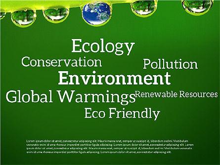 Presentation Templates: Template Presentasi Ekologi Berbasis Data #03301
