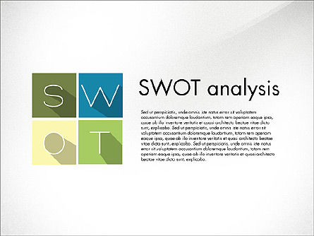 Business Models: SWOT Matrix #03302