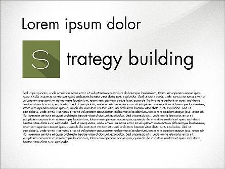 SWOT Matrix, Slide 7, 03302, Business Models — PoweredTemplate.com