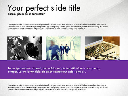 Presentation Templates: Corporate Presentation Template #03304