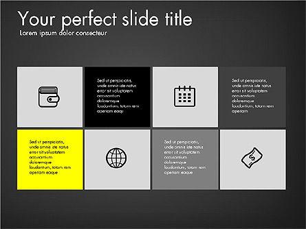Corporate Presentation Template, Slide 12, 03304, Presentation Templates — PoweredTemplate.com