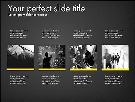 Corporate Presentation Template, Slide 13, 03304, Presentation Templates — PoweredTemplate.com