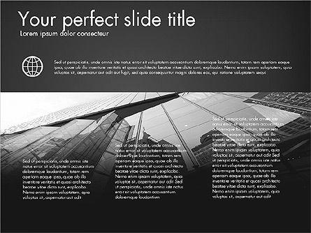 Corporate Presentation Template, Slide 16, 03304, Presentation Templates — PoweredTemplate.com