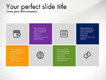 Corporate Presentation Template, Slide 4, 03304, Presentation Templates — PoweredTemplate.com