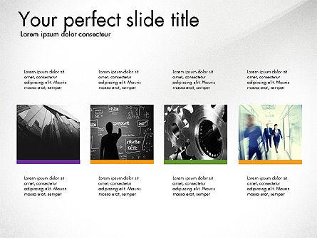 Corporate Presentation Template, Slide 5, 03304, Presentation Templates — PoweredTemplate.com