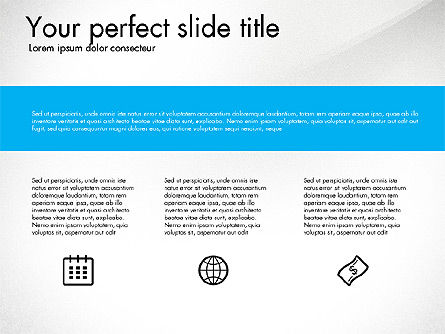 Corporate Presentation Template, Slide 6, 03304, Presentation Templates — PoweredTemplate.com