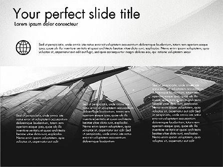 Corporate Presentation Template, Slide 8, 03304, Presentation Templates — PoweredTemplate.com